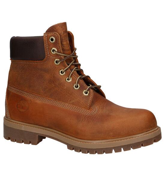 Timberland Heritage 6 Inch Premium Bruine Boots