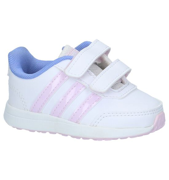 Witte adidas VS Switch Babysneakers