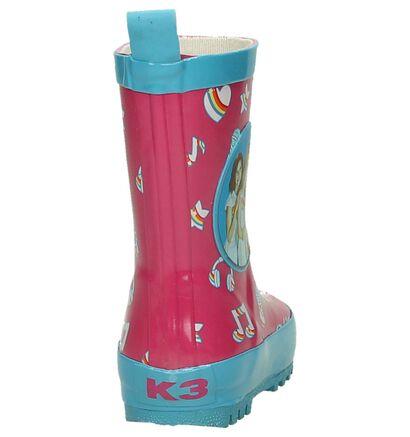 Regenlaarsjes K3 by Torfs Fuxia, Roze, pdp