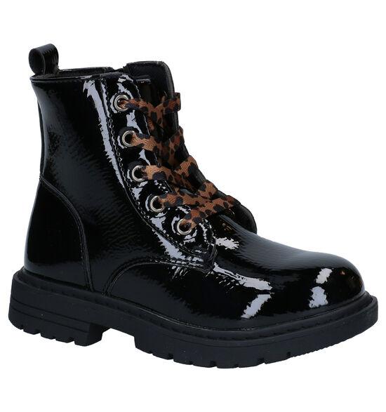 Dazzle Zwarte Boots
