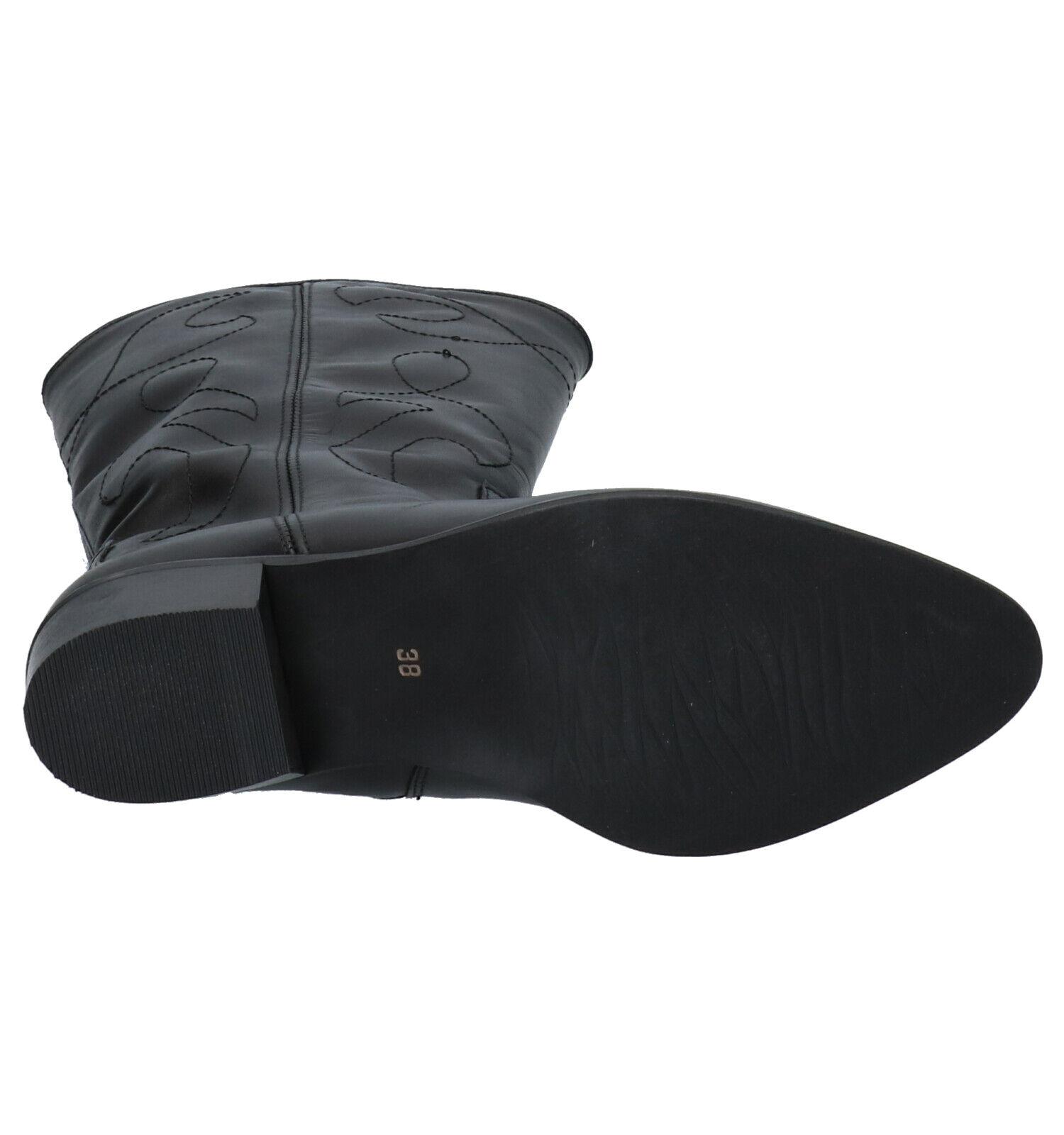 Poelman Zwarte Laarzen