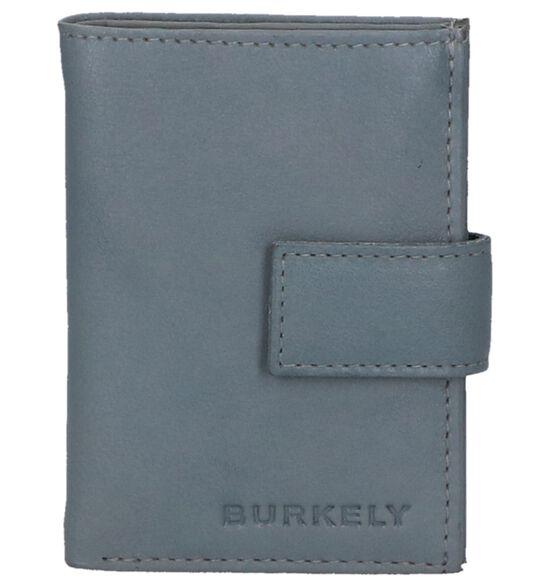 Grijze Kaartenhouder Burkely CC Mini Wallet