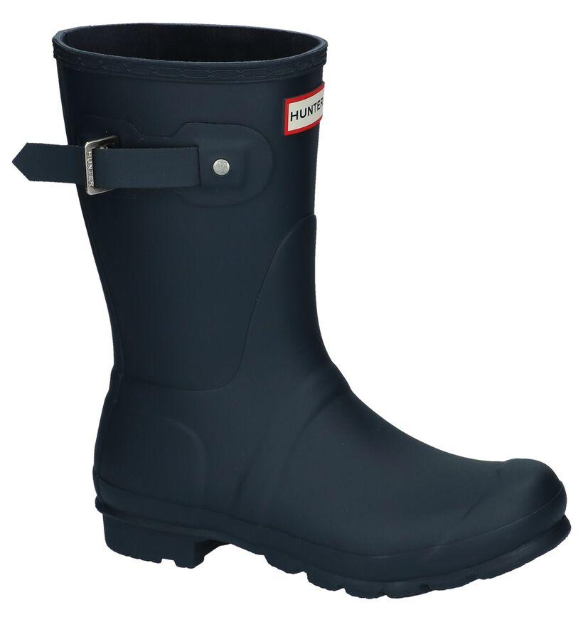 Regenlaarzen Zwart Hunter in rubber (207791)