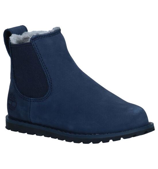 Timberland Poket Pine Blauwe Boots