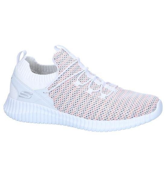 Witte Sneakers Skechers Elite Flex Lochbay