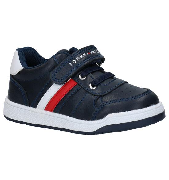 Tommy Hilfiger Blauwe Sneakers