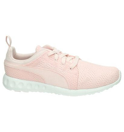 Licht Roze Puma Runner Sneakers, Roze, pdp