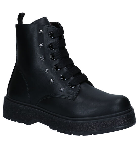 Asso Zwarte Boots