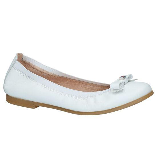 Tommy Hilfiger Witte Klassieke Ballerina