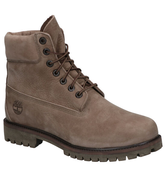 Timberland 6 Inch Premium Boots Groen