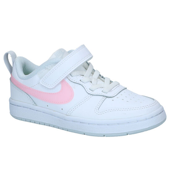 Nike Court Borough Witte Sneakers