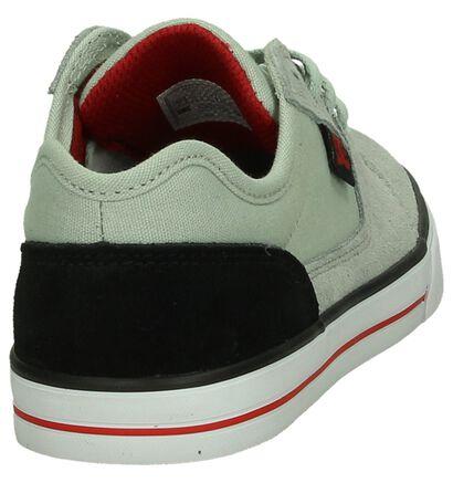 Blauwe Lage Skateschoenen DC Shoes Tonik in daim (200439)