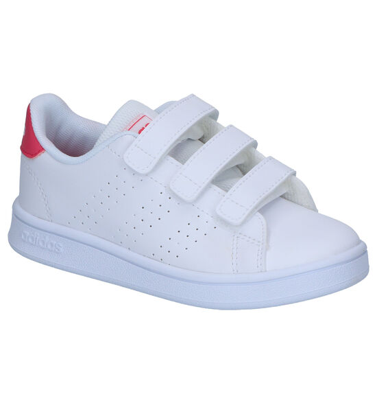 adidas Advantage Witte Sneakers