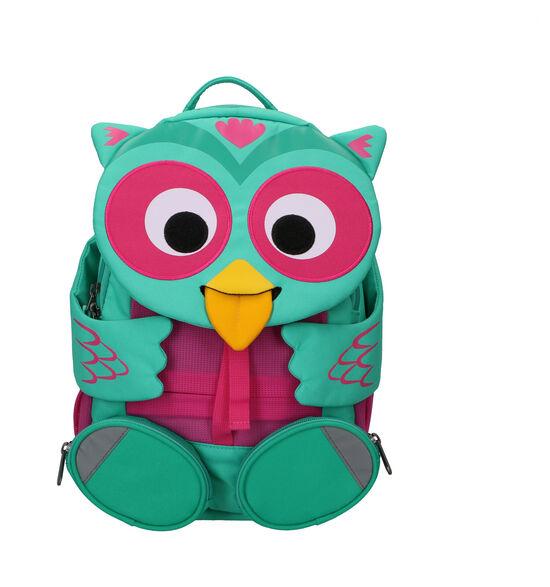Affenzahn Owl Turquoise Kinderrugzak