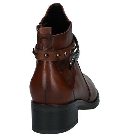 Gabor Best Fitting Cognac Geklede Boots, Bruin, pdp