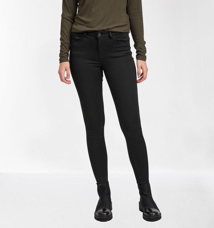 Vila Zwarte Slim Fit Jeans