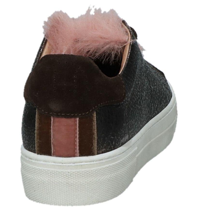 Bronzen Sneakers Hampton Bays by Torfs Hop in leer (231985)