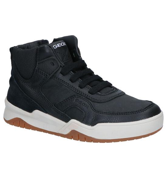 Geox Sneakers Zwart