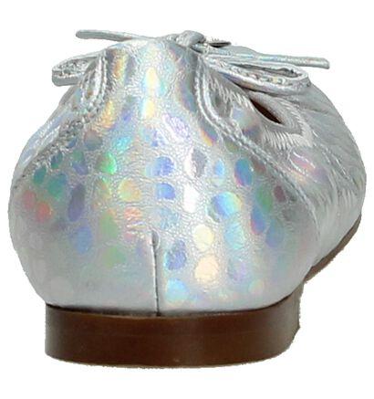 Zilveren Beberlis Ballerina, Zilver, pdp