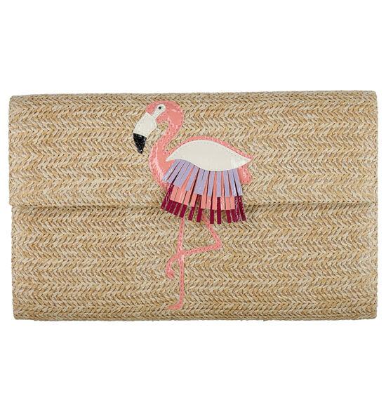 Bulaggi Flamingo Beige Clutch