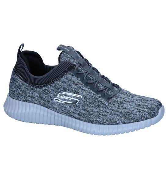 Grijze Sneakers Skechers Air-Cooled