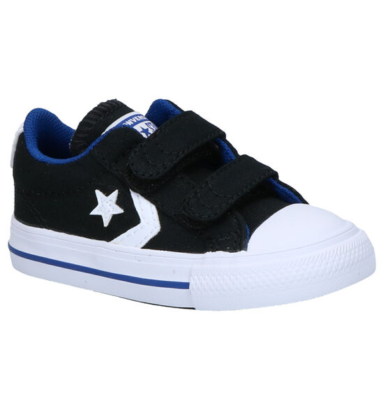 Converse Starplayer 2V OX Zwarte Sneakers