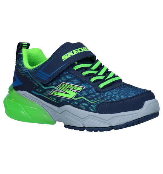 Skechers Sport Blauwe Sneakers