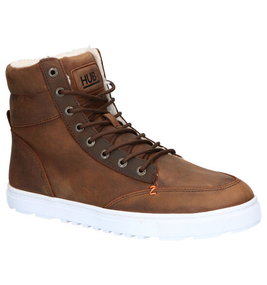Hub Dublin Bruine Boots