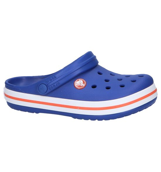 Blauwe Slippers Crocs Crocband