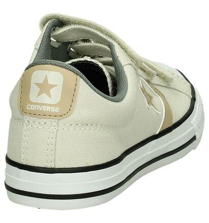 Zwarte Lage Sportieve Sneakers Converse Star Player in stof (210273)
