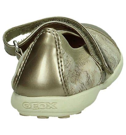 Geox Bronze Bandschoen in leer (190688)