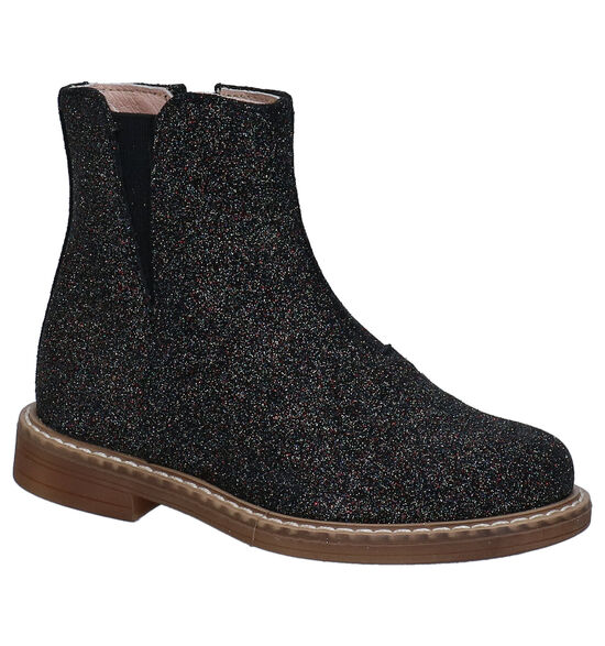 K3 Zwarte Korte Laarzen