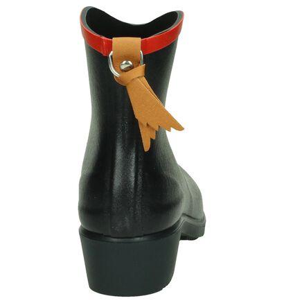 Zwarte Korte Regenlaarzen Aigle in rubber (186121)