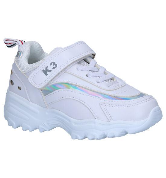 K3 Witte Sneakers