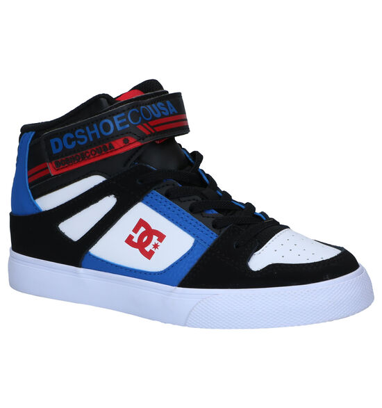 DC Shoes Pure High Top Zwarte Sneakers