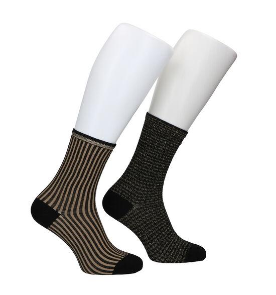Marcmarcs Beau Zwarte Sokken