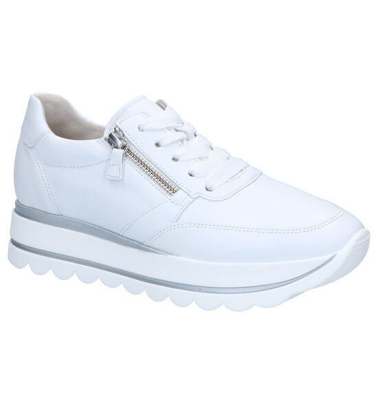 Gabor Best Fitting Witte Sneakers