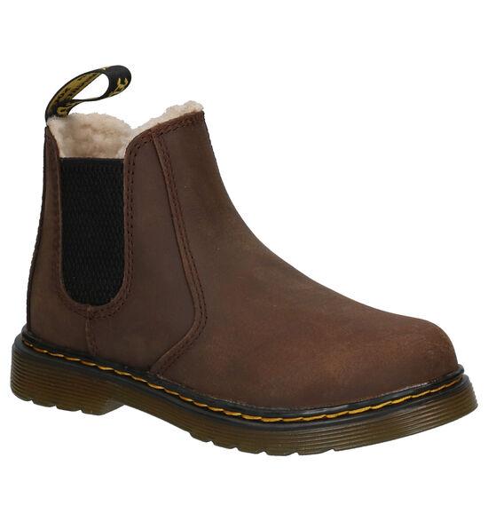 Dr. Martens 2976 Leonore Bruine Boots