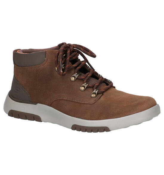 Skechers Bellinger Bruine Boots