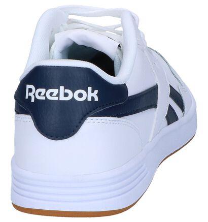 Witte Sneakers Reebok Royal Techqu in imitatieleer (248968)