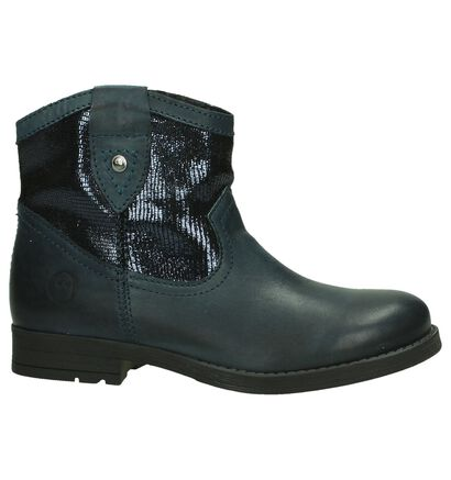 Donkerblauwe Boots Ghost Rockers by Torfs, Blauw, pdp