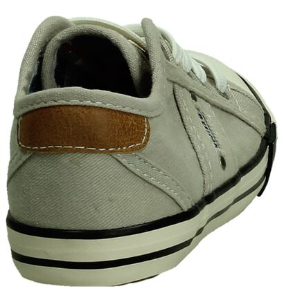 Donkergrijze Sneakers Mustang, Grijs, pdp