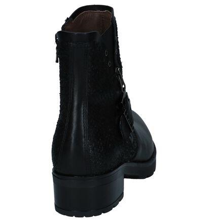 NeroGiardini Zwarte Geklede Boots, Zwart, pdp