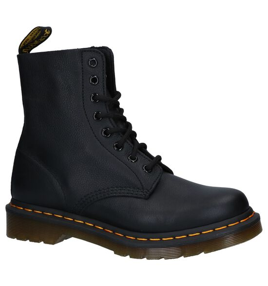 Zwarte Dr. Martens Pascal Boots
