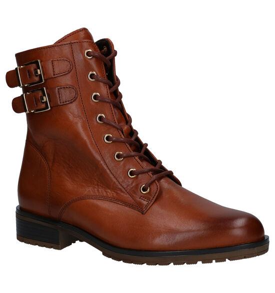 Gabor OptiFit Cognac Boots