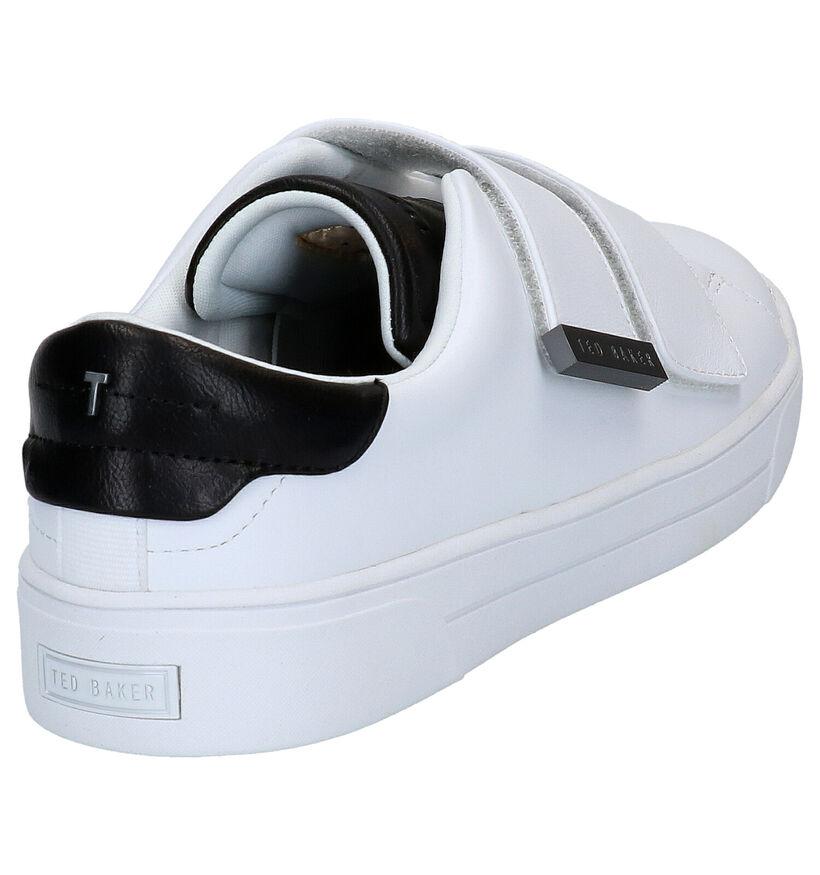 Ted Baker Venil Witte Sneakers in leer (280574)