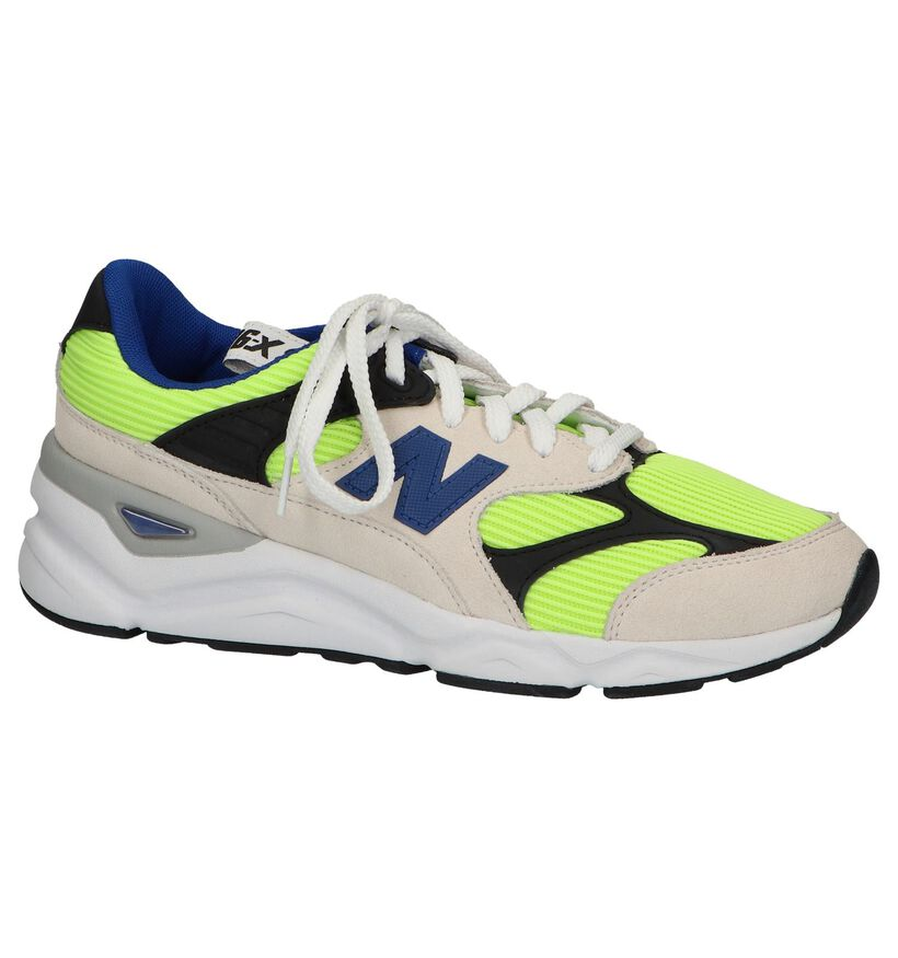 Multicolor Sneakers New Balance MS X90 in daim (249893)