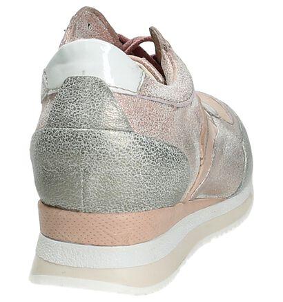 Sneaker Zilver Mjus, Roze, pdp