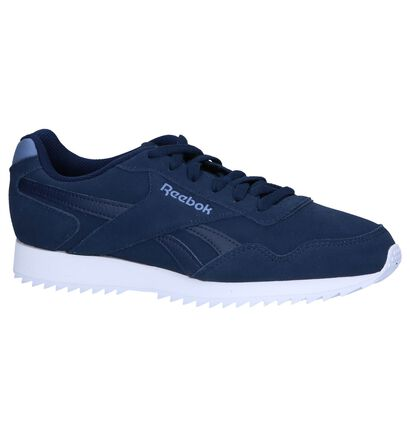 Bordeaux Sneakers Reebok Royal Glide, Blauw, pdp