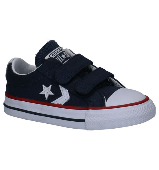 Converse Star Player Sneakers Blauw